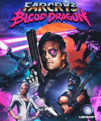 Far Cry 3: Blood Dragon Механики