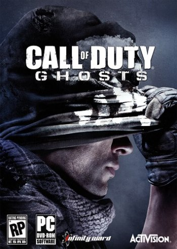 Patchs для Call of Duty: Ghosts / 5 Патчей для Call of Duty: Ghosts
