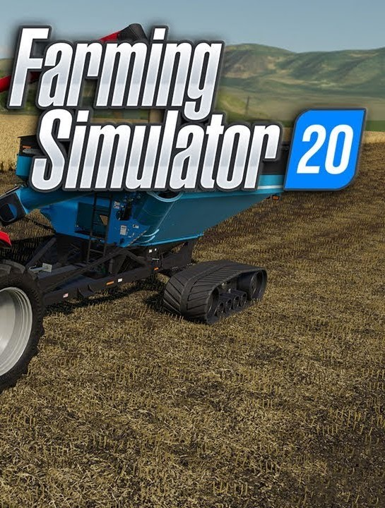 Farming Simulator 20 на ПК