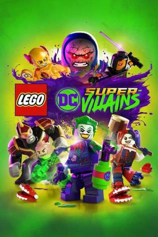 LEGO DC Super-Villains Villains