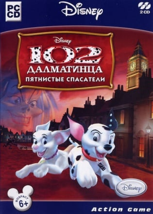 102 Dalmatians: Puppies To The Resque